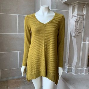 NWT Eileen Fisher V-Neck Wool Tunic